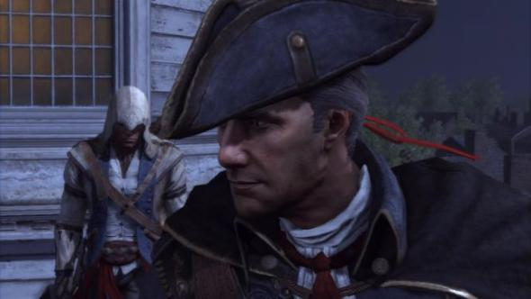 Connor and Haytham